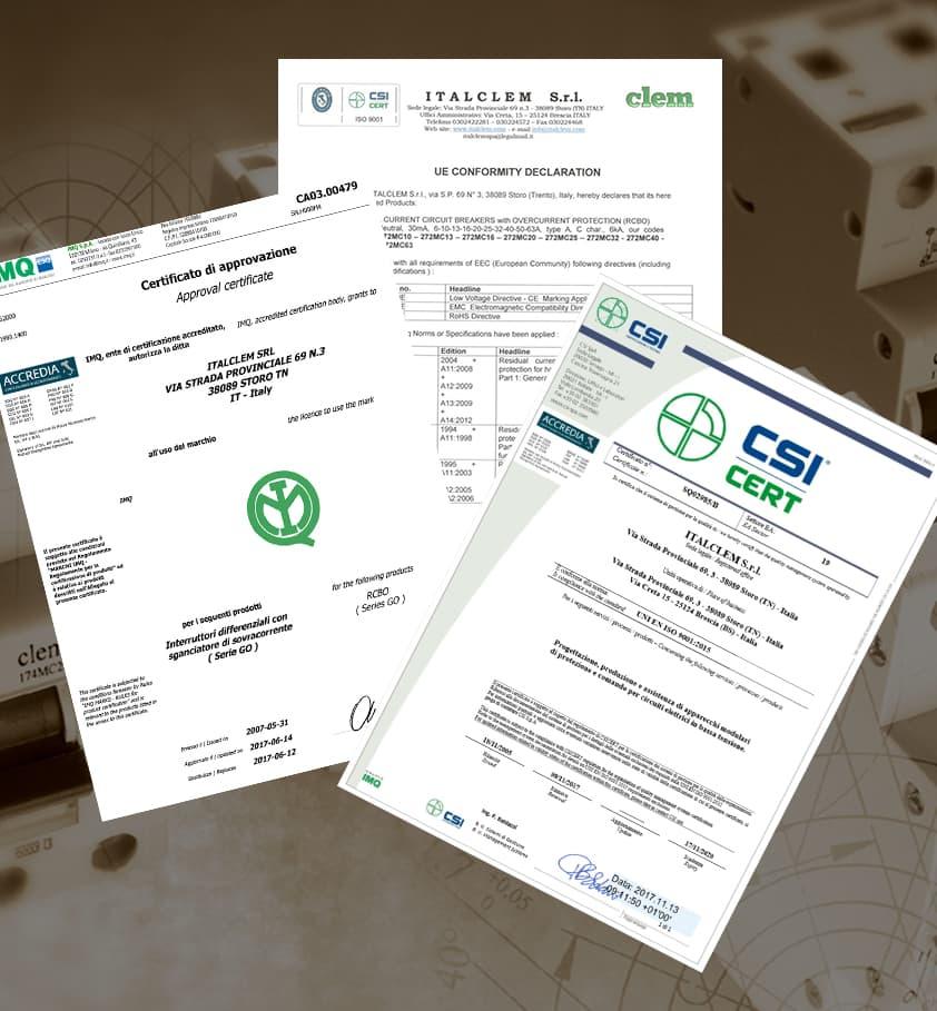 Contatori modulari certificati a Brescia